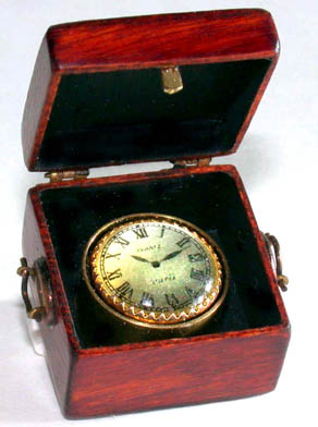 Clock, Ship's Chronometer - Click Image to Close